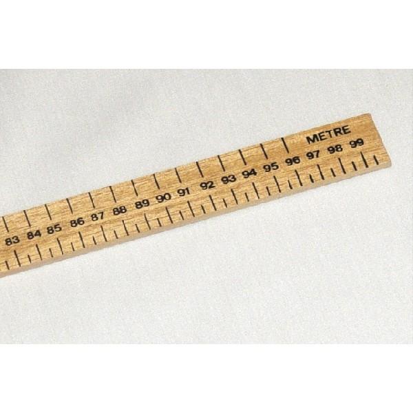 Wooden Metre Stick
