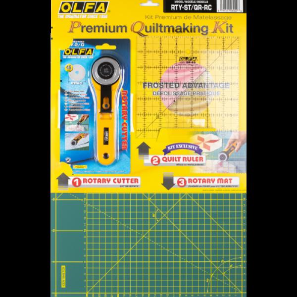 Olfa RTY-ST/QR-RC Quilt making Kit