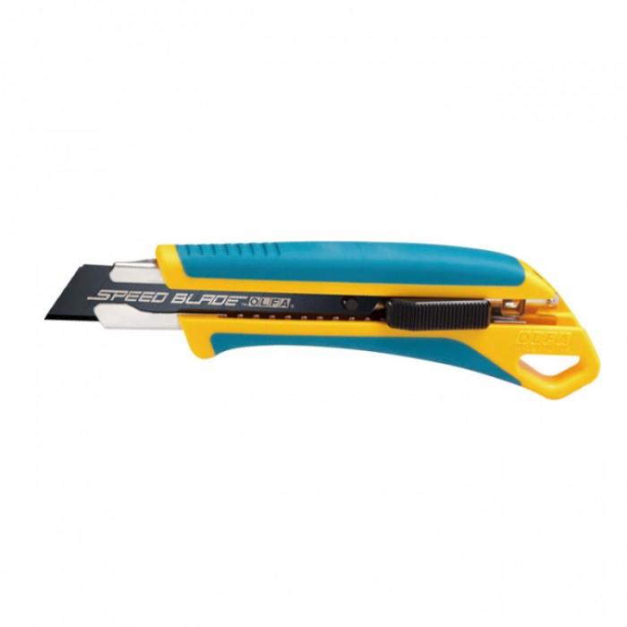 Olfa L7-AL Blue - X-DESIGN Cutter Limited Edition