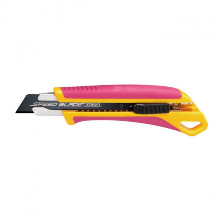 Olfa L7-AL - Pink - X-DESIGN Cutter Limited Edition