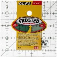 Olfa QR-4S Acrylic Quilt Ruler