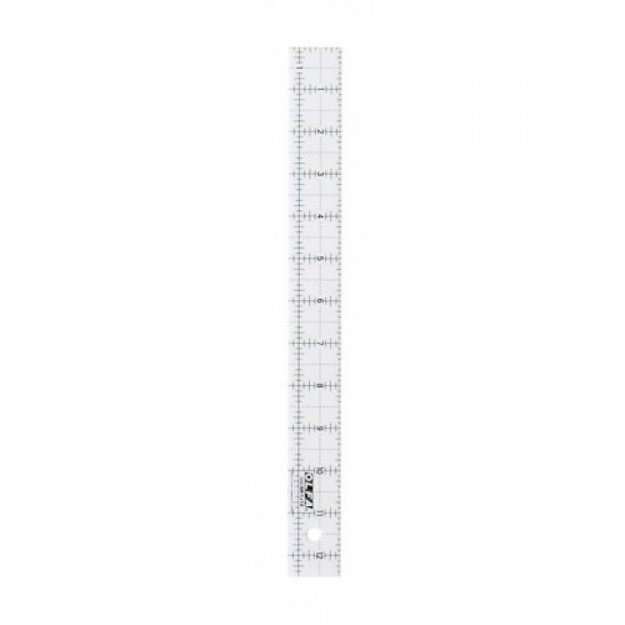 Olfa Quilt Ruler QR 1 x 12