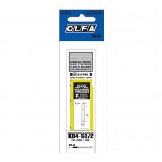 Olfa KB4-SC/2 Spare Scraper Blades