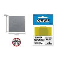 Olfa TB-45 Scraper Blades