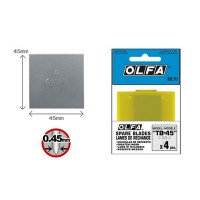 Olfa TB-45 Spare Scraper Blades