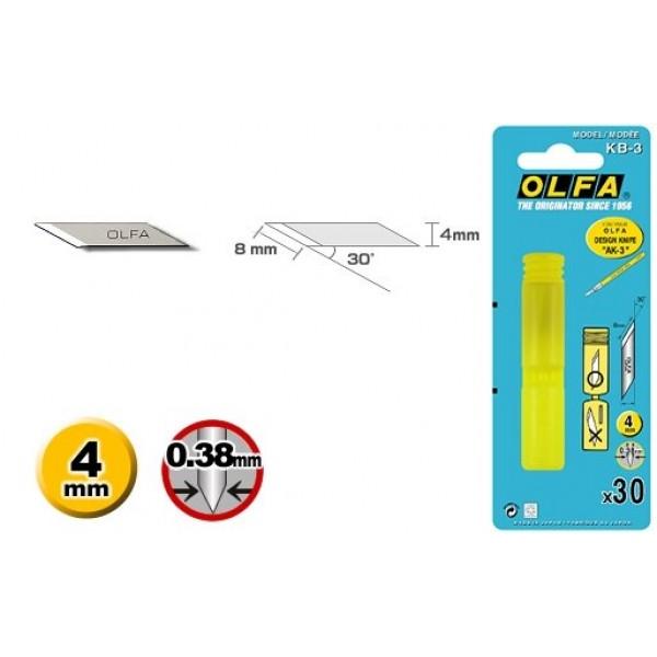 Olfa KB-3 Spare Blades