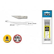 Olfa KB4-S/5 Spare Angled Blade