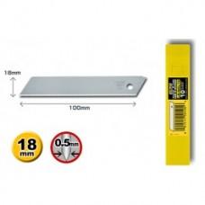 Olfa LB-SOL/10 Spare Solid Blades