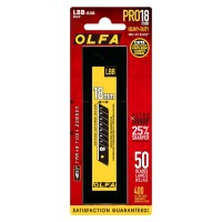 Olfa LBB-50B Excel Black Blades