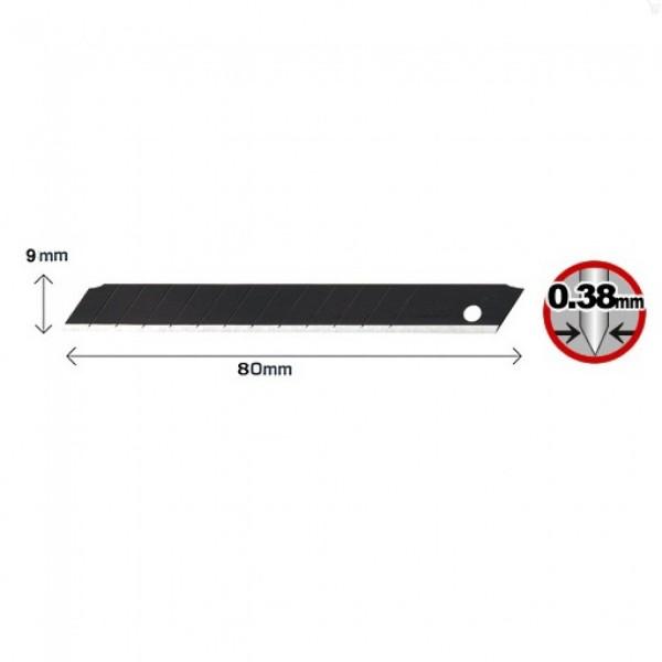 Olfa ABB-50B Spare 9mm Black Blades