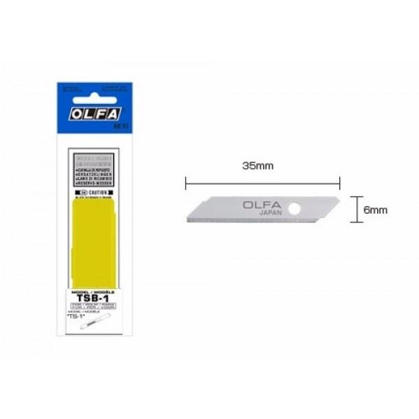 Olfa TSB-1 Spare Top Sheet Cutter Blade