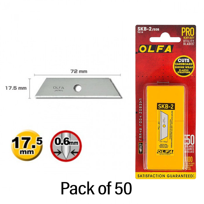Olfa Spare Blade SKB-2/50B