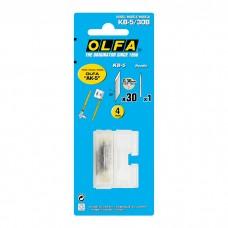 Olfa KB-5/30B Spare Blades