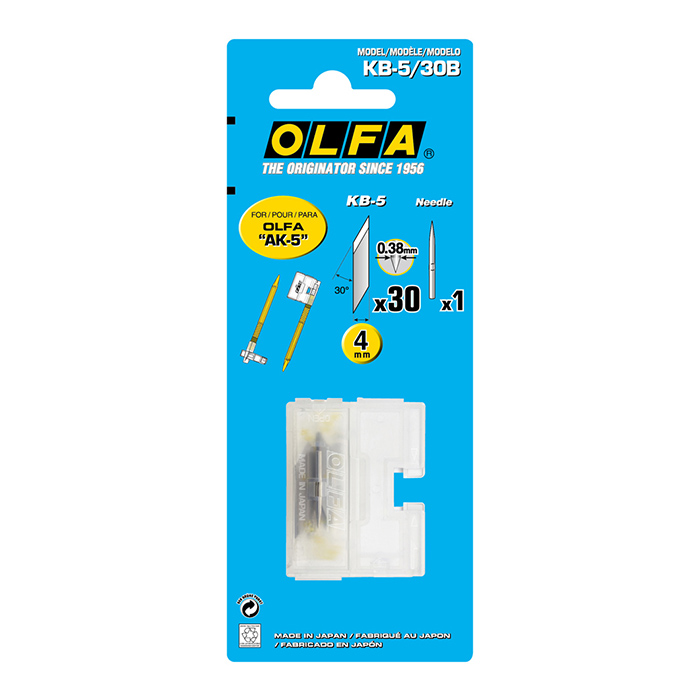 Olfa Spare Blade KB-5/30B