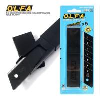 Olfa HBB-5B Excel Black 25mm Blades