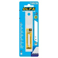 Olfa LWB-3B Solid Serrated-Edge Insulation Blade