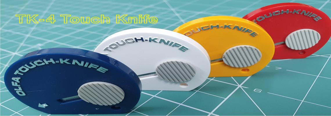 Olfa TK-4 Touch Knife