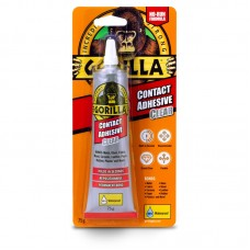 Gorilla Clear Contact Adhesive (75g)