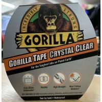 Gorilla Crystal Clear Repair Tape (16.4m x 48mm)