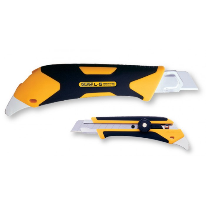 Olfa L-5 Heavy Duty Cutter