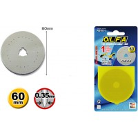 Olfa Spare Blade RB60-1 - 60mm