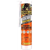 Gorilla White Paintable Sealant (265ml)
