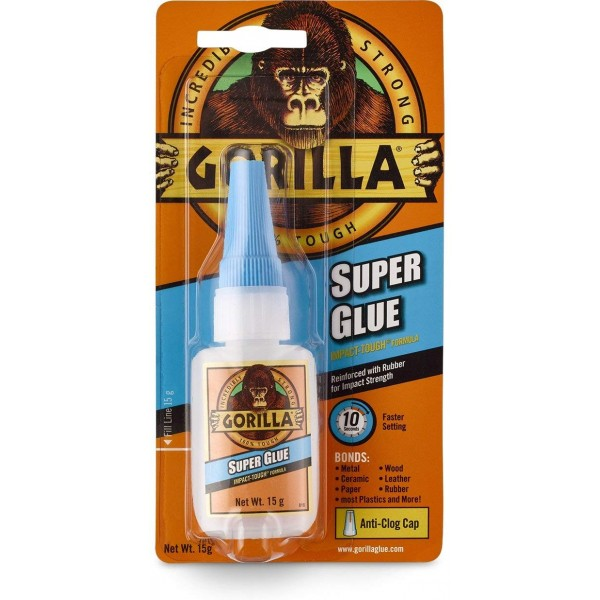 Gorilla Glue Super Glue (15g)