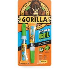 Gorilla Glue Super Glue Gel 2 x (3g)