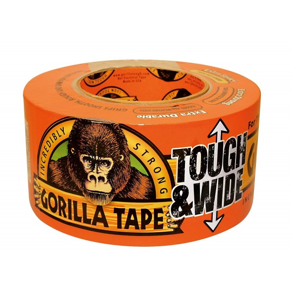 Gorilla Tough And Wide Tape  (73mm x 27m)
