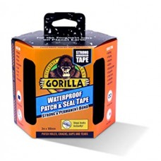 Gorilla Waterproof Patch & Seal Tape (3m x 100mm)